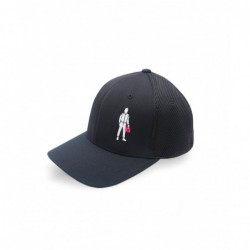 FLEXFIT CAP BLACK SIZE L-XL...
