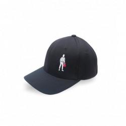 BLACK FLEXFIT CAP SIZE SM...