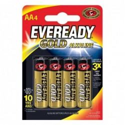 EVEREADY GOLD LR6 (AA) BL4