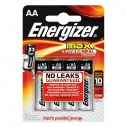 ENERGIZER MAX LR6 (AA) BL4