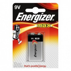 ENERGIZER MAX 6LR61 / 6LF22...