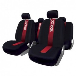 CLASSIC RED CASE SET SPARCO...