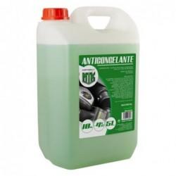 ANTIFREEZE 5L 10% GREEN -4º...