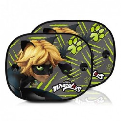 2 CAT NOIR CS10 CURTAINS