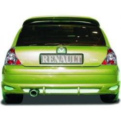 BUMPER RENAULT CLIO 2002 REAR