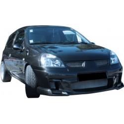 BUMPER RENAULT CLIO 2002 FRONT