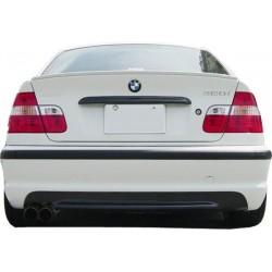 BUMPER BMW E46 M-LOOK REAR