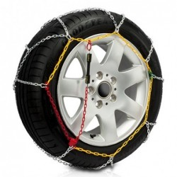 CHAINS SNOW METAL T.100 9MM...