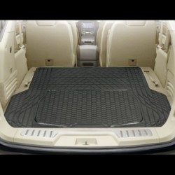 RUBBER TRUNK RUG 108 X 140...