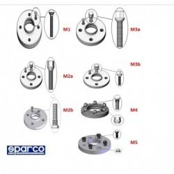 SPARCO 5X112 SEPARATORS |...