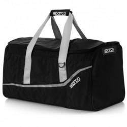 BLACK / SILVER TRIP BAG
