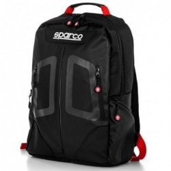 BLACK / RED STAGE BAG