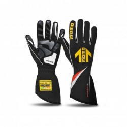 GLOVES MOMO CORSA R BLACK 08