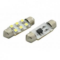 OSRAM 12V C5W LED BULBS