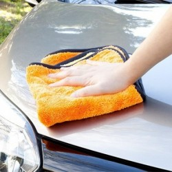 MICROFIBER POLISHING TOWEL