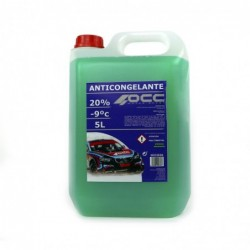 ANTIFREEZE 5L 20% GREEN