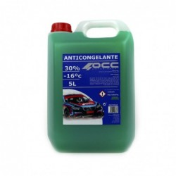 ANTIFREEZE 5L 30% GREEN