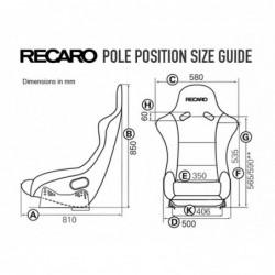 SEAT RECARO (TUV) POLE...