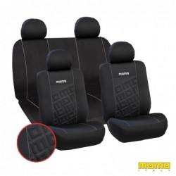 SEAT COVERS MOMO 008 SET OF...