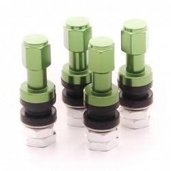 ALUMINUM VALVE SET V2 - GREEN