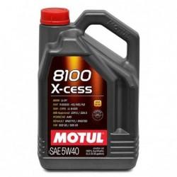 OIL MOTUL 8100 X-Cess 5W40 5L