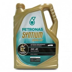 OIL PETRONASSYNTIUM 5W40 5L