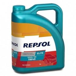 OIL REPSOL ELITE TDI 5W40 5L