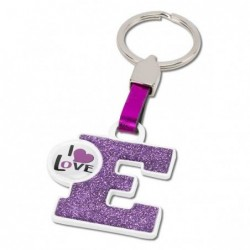 PINK LETTER KEY &quotE&quot
