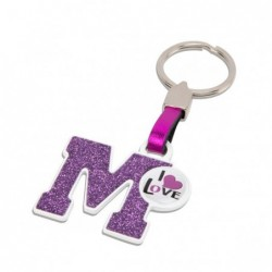 PINK LETTER KEY &quotM&quot