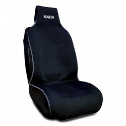 SEAT COVER NEOPRENE GRAY