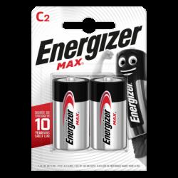 ENERGIZER MAX LR14 (C) BL2