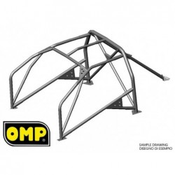 ANTI-ROLL CAGE OMP AB /...