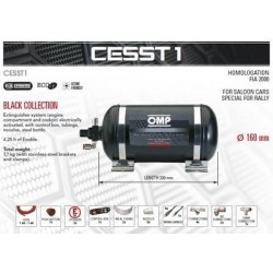 CESST1 SYSTEM EXTINGUISHER