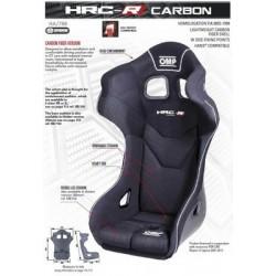 HRC-D BLACK SEAT SIZE S