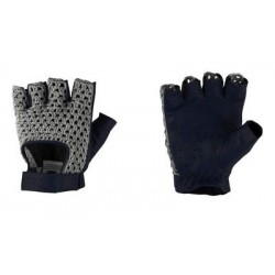 OMP TAZIO BLACK GLOVES SIZE L