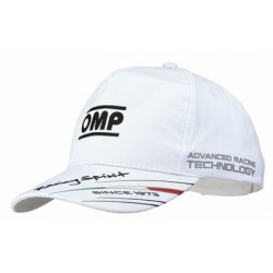 OMP WHITE CAP - FOR CHILDREN