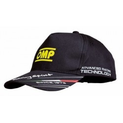 OMP BLACK CAP - FOR CHILDREN