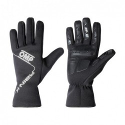 OMP RAIN K BLACK SIZE GLOVES S