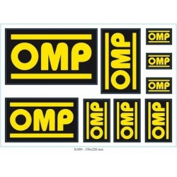 9 OMP ADHESIVES SET...