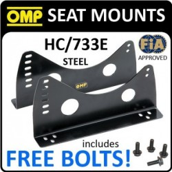 PAIR OF SEAT SUPPORTS WITH...