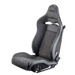 SEAT SPX SPARCO LEATHER...