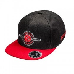 REBEL SPARCO BLACK CAP