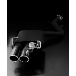 SILENCER - EXHAUST PIPE...