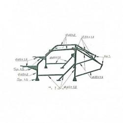 ANTI-SLIP CAGE OMP AB / 106...