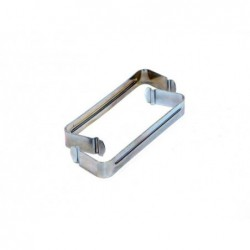 ANODIZED STEEL SPRING CLIP...