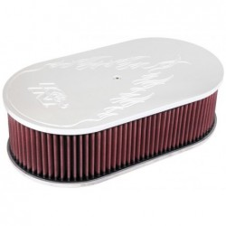 OVAL AIR FILTER ASSEMBLY K...
