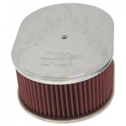 OVAL AIR FILTER ASSEMBLY...