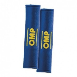 COUPLE OF OMP BLUE PILLOWS