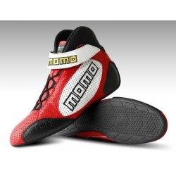 BOOTS MOMO GT PRO RED FIA...