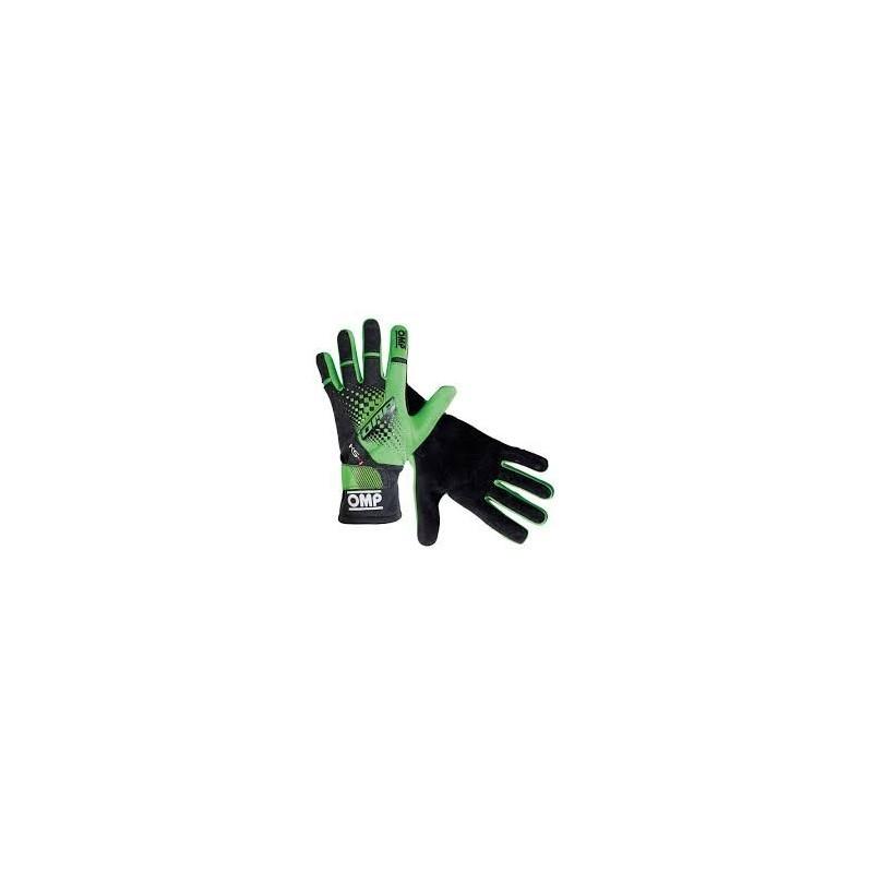 OMP OMPKK02744E231XL Ks-4 Guantes My2018 Verde//Negro Sz Xl
